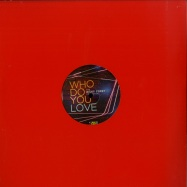 Front View : The Rickey Corey Collective - WHO DO YOU LOVE? - NDATL Muzik / NDATL023