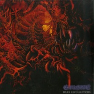 Front View : Carnage - DARK RECOLLECTIONS (LP) - Earache Records / MOSH232FDR US / 817195021105