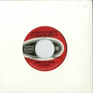 Front View : Candy & The Kisses / Valerie Simpson - ARE YOU TRYING TO GET RID OF ME BABY? / MR CREATOR (7 INCH) - Outta Sight / OSV187