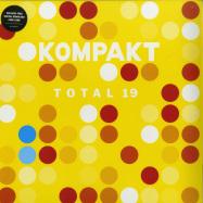 Front View : Various Artists - TOTAL 19 (2X12INCH) - Kompakt / Kompakt 400