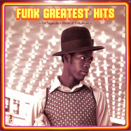 Front View : Various Artists - FUNK GREATEST HITS (2LP) - Wagram / 3371776 / 05182561