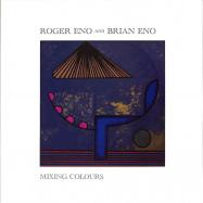Front View : Brian Eno & Roger Eno - MIXING COLOURS (2LP) - Deutsche Grammophon / 4837772