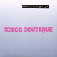 Front View : Italoconnection - DISCO BOUTIQUE (LP) - Blanco Y Negro / MDLP010