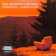 Front View : Various Artists - VYBEROVKA / COMPILATION VOL. 1 (ORANGE & BLUE 2LP) - Sofa Movements Records / SMR001