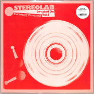 Front View : Stereolab - ELECTRICALLY POSSESSED SWITCHED ON 4/REM.3LP+MP3 - Duophonic UHF Disks - Warp Records / DUHFD42