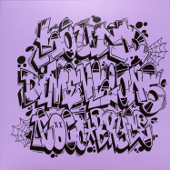 Front View : Coco Bryce - SOUND DIMENSIONS EP (CLEAR PURPLE VINYL + MP3) - PRSPCT Recordings / PRSPCT252