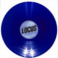 Front View : Dimmish - PLANET ZERO EP - LOCUS / LCS010