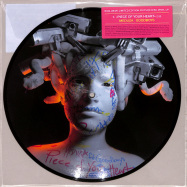 Front View : Meduza - PIECE OF YOUR HEART / LOSE CONTROL (D2C) (LTD PICTURE 10 INCH) - Virgin / 3566032
