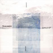 Front View : Traumer - DIPLO EP (180G) - Adams Bite / ADAM002