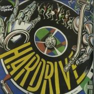 Front View : Hardrive (Louie Vega) - DEEP INSIDE - Strictly Rhythm / SREP2