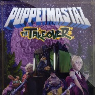 Front View : Puppetmastaz - THE TAKEOVER (2X12) - Puppetmastaz / 6151366