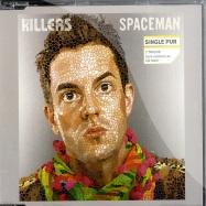 SPACEMAN (2 TRACK MAXI CD)