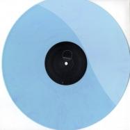 Front View : Mikkel Metal - KENTON EP / MARCEL DETTMANN REMIX (BLUE MARBLED VINYL) - Echocord Colour 007