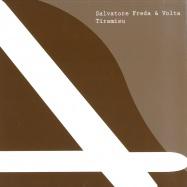 Front View : Salvatore Freda and Volta - TIRAMISU (DJ MADSKILLZ REMIX) - Area Remote / Area012