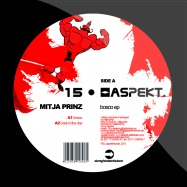Front View : Mitja Prinz - BOSCO EP - Aspekt Records / aspekt015