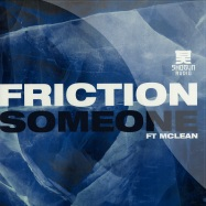 Front View : Friction ft. Mc Lean - SOMEONE / FLIP THE PAGE - Shogun Audio / sha046