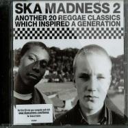 Front View : Various Artists - SKA MADNESS 2 (CD) - SpectrumMusic / spec2097