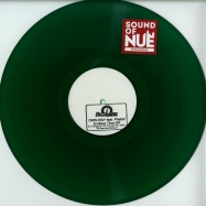 Front View : Own.Way - ENDLESS TIME (GREEN COLOURED VINYL) - Beatwax Records / BWLTD005