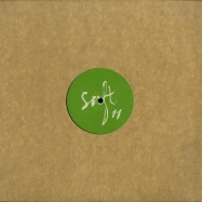Front View : Ian Blevins & NY*AK - GRASSCUTTER EP - SAFT / SAFT11