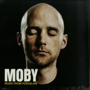 Front View : Moby - MUSIC FROM PORCELAIN (10 INCH) - Little Idiot / Idiot45