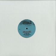 Front View : Norm De Plume - THE GROOVE GROCER EP (BLACK REPRESS) - Kolour LTD / KLRLTD006