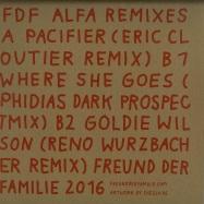 ALFA REMIXES 3 (10 INCH)