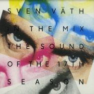 Front View : Sven Vaeth In The Mix - THE SOUND OF THE 17TH SEASON (2XCD) - Cocoon / CORMIX054