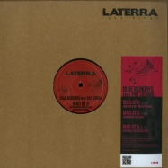 Front View : Blue Mondays feat. Pat Cosmo - MAD AT U (MARVIN & GUY REMIX) - Laterra Records / LT018