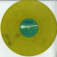 Front View : AGUA RE - HOLY DANCE (COLOURED VINYL) - Flash Forward / FFOR020LTD