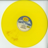 Front View : Charlie - SPACER WOMAN (YELLOW VINYL) - MR. DISC / MD 31802