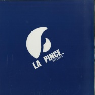 Front View : Lucho Misterhands - Experience One EP - La Pince / LPR004