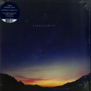 Front View : Jon Hopkins - SINGULARITY (LTD 180G BLUE 2X12 LP + MP3) - DOMINO RECORDS / WIGLP352X