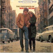 Front View : Bob Dylan - THE FREEWHEELIN (180G LP + MP3) - Columbia / 88985455281