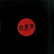 Front View : Noodles Groovechronicles / Dubchild - SO WILD (140 G VINYL) - DPR (Dat Pressure) / DPR 030