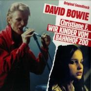 Front View : David Bowie - CHRISTIANE F. - WIR KINDER VOM BAHNHOF ZOO O.S.T. (LP) - Parlophone / 8620204