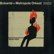Front View : Bokante & Metropole Orkest & Jules Buckleye - WHAT HEAT (2LP) - Real World / LPRW221 / 39145891