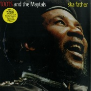 Front View : Toots & The Maytals - SKA FATHER (180G LP) - Burning Sounds / BSRLP932