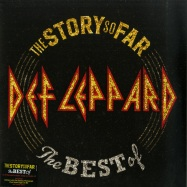 Front View : Def Leppard - THE STORY SO FAR: THE BEST OF (2LP) - Universal / 77056802
