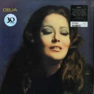 Front View : Celia - CELIA (LP) - Mr Bongo / MRBLP188