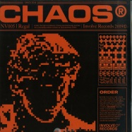 Front View : Regal - CHAOS EP (FULLCOVER VERSION) - Involve Records / INV005C