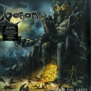 Front View : Venom - STORM THE GATES (LTD PICTURE 2LP) - Spinefarm / 7733485