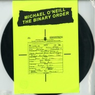 Front View : Michael O Neill - THE BINARY (LP + MP3) - FuckPunk  / FUCKPUNK012