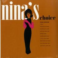 Front View : Nina Simone - NINAS CHOICE (LP) - Cornbread / CRNBR16063 / 00134422