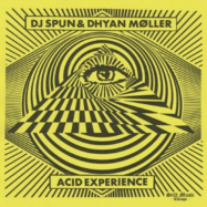 Front View : DJ Spun & Dhyan Moller - ACID EXPERIENCE (3X12 LP) (B-STOCK) - Stillmusic / STILLM3LP014