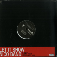 Front View : Nico Band - LET IT SHOW - Zyx Music / MAXI 1029-12
