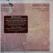 Front View : Brian Eno - APOLLO: ATMOSPHERES & SOUNDTRACKS (2XCD+BOOKLET) - Virgin / 7747764
