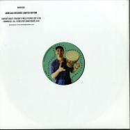 Front View : Barbatuques / Emmanuel Jal - BAIANA / KUAR - MoBlack Records / MBRV006