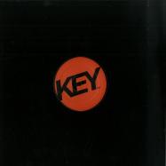 Front View : Vela Uniform - KRATOS (VINYL ONLY) - Key Vinyl / KEY015