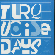 Front View : Turquoise Days - FURTHER STRATEGIES (WHITE 2LP) - Minimal Wave / MW072