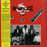 Front View : The Apostles - BLACK IS BEAUTIFUL (LP) - Tidal Waves Music / TWM042 / 00137628